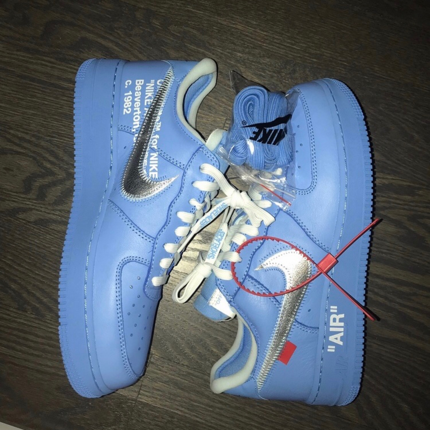 Air Force 1 Off-White « Mca »