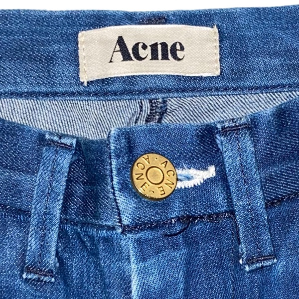 Acne Snake Rinse Denim