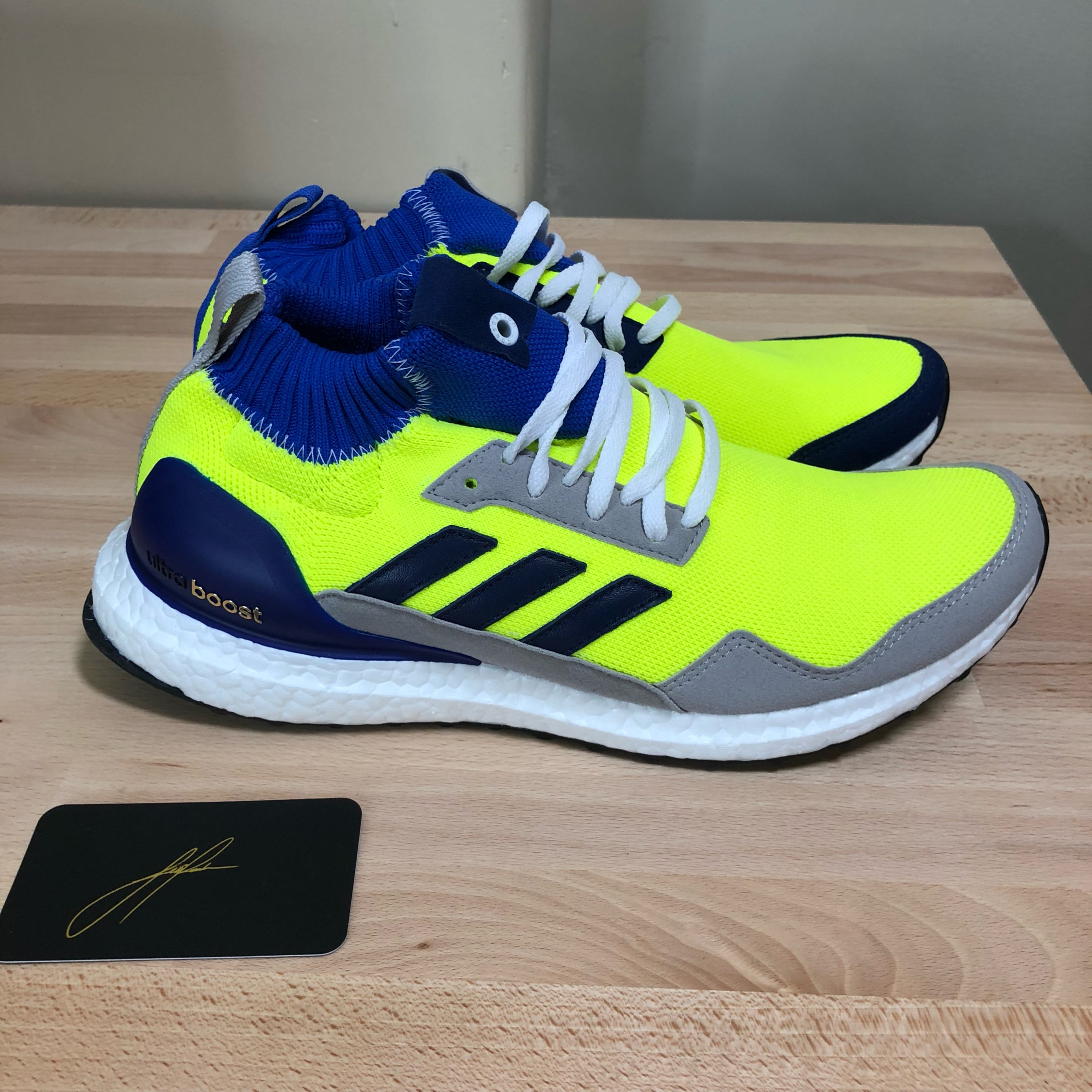 best service a9fe2 03a03 Adidas Ultraboost Mid Proto