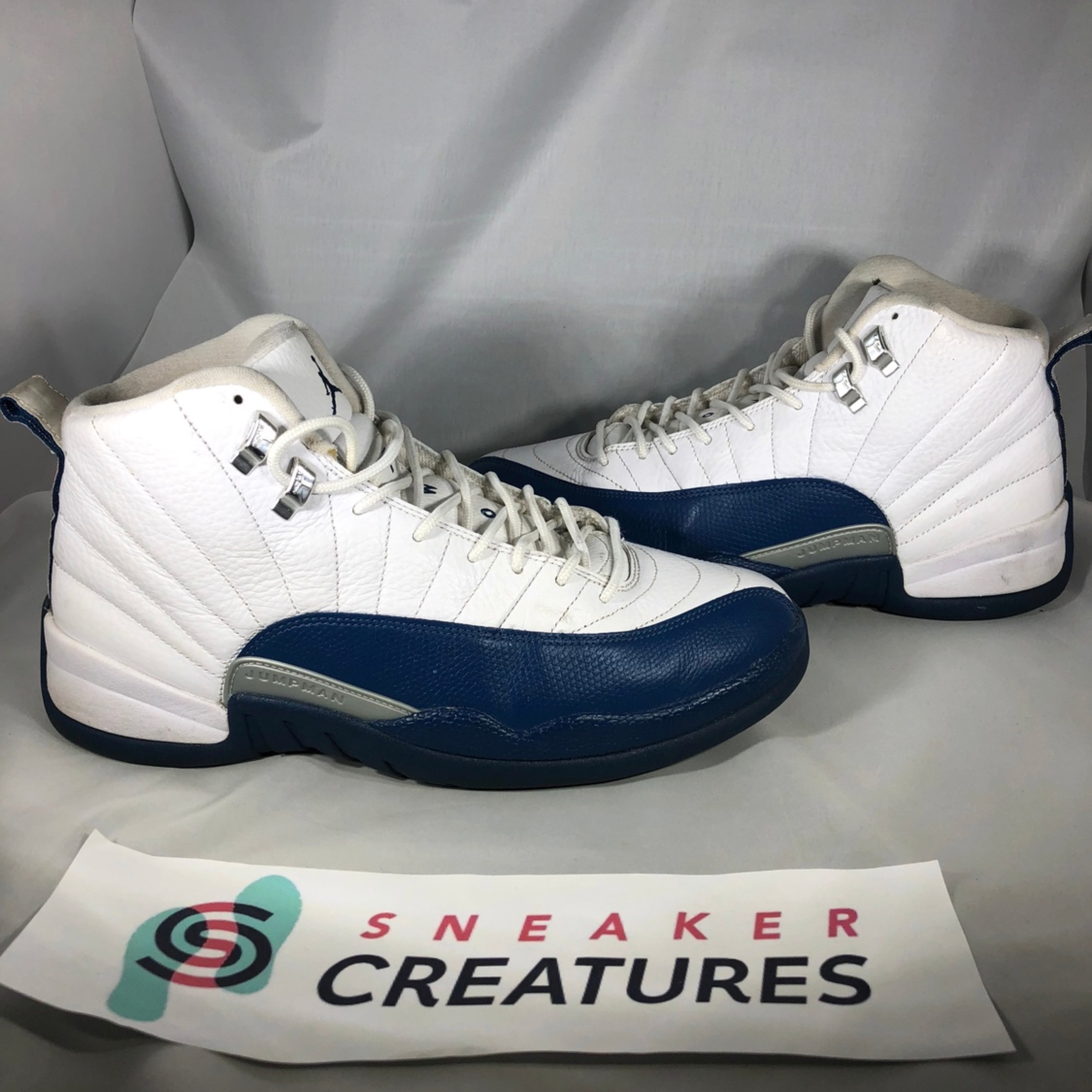best website 2151f 42cb9 Nike Air Jordan 12 French Blue 2016 Size 10