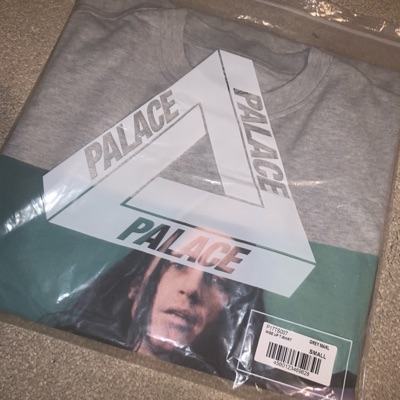 Palace Wise-Up T-Shirt