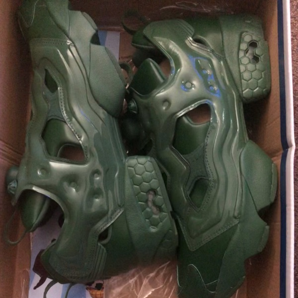 Reebok X Toy Story 4 X Bait Green Army Men
