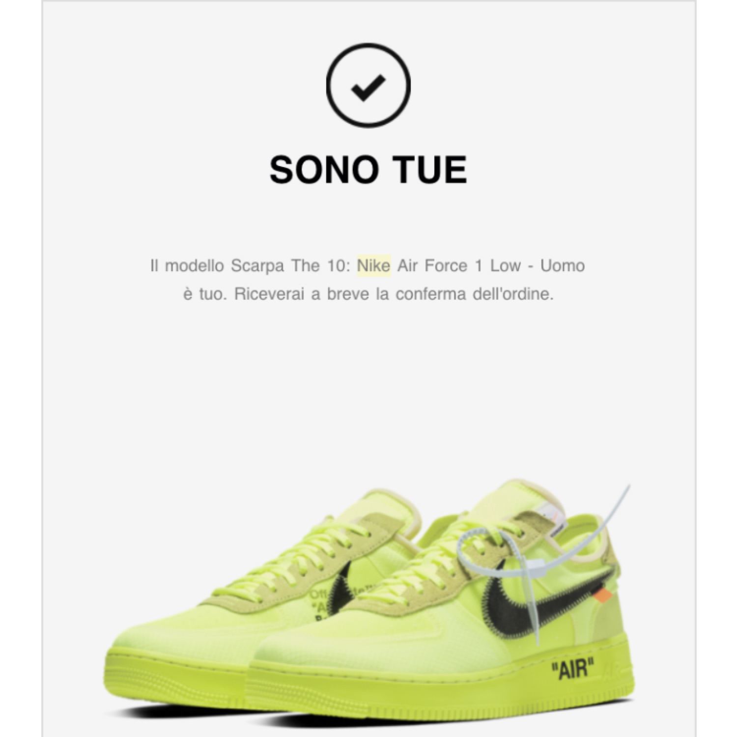 air force 1 uomo off white