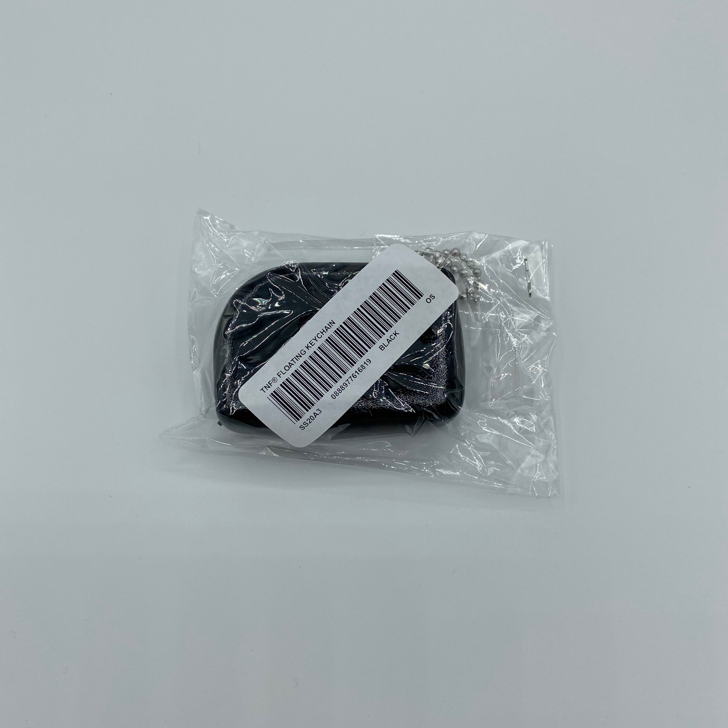 Supreme The North Face Floating Keychain Black