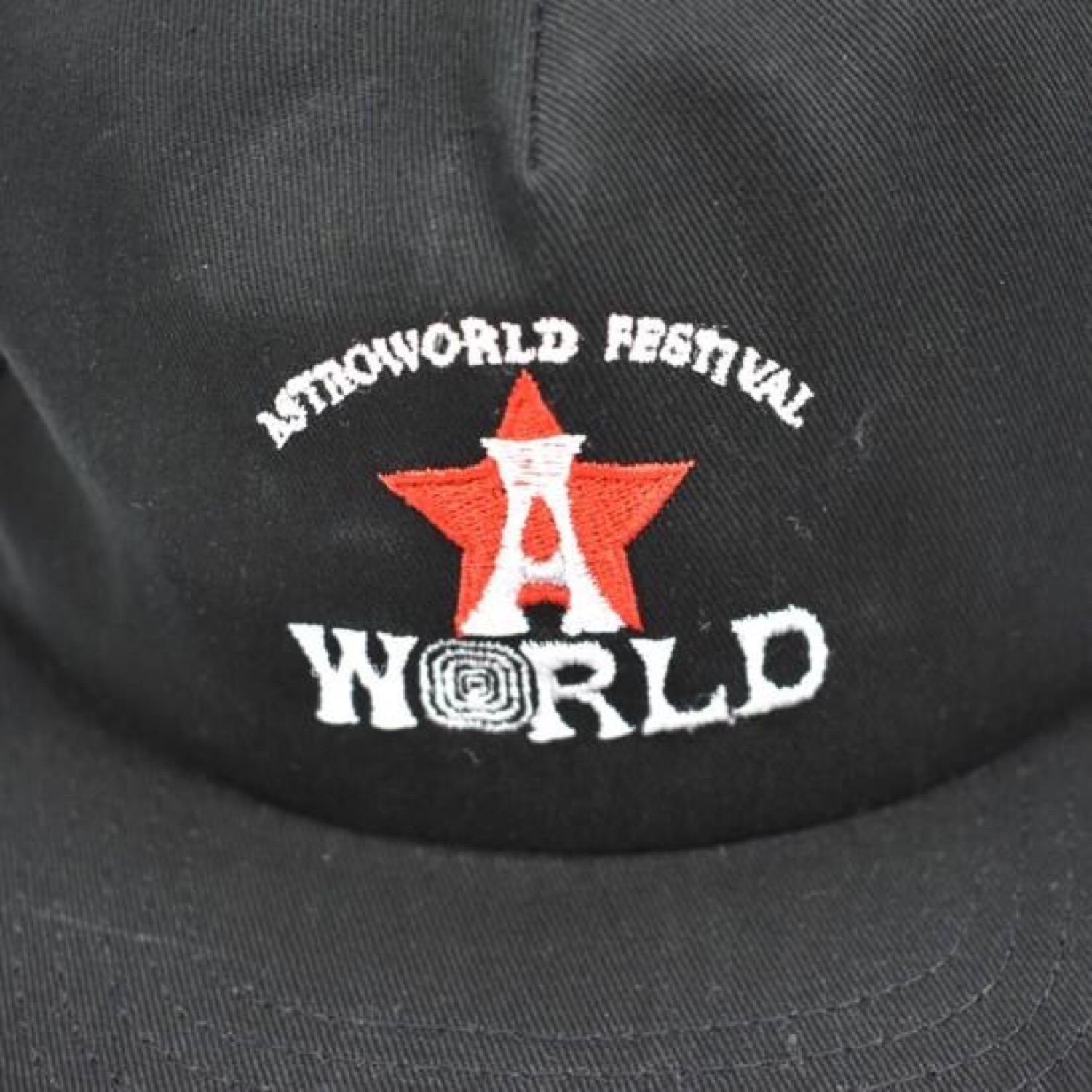 Travis Scott Astroworld Fest Star Logo Hat Ds