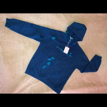 GIvenchy Destroyed Hoodie