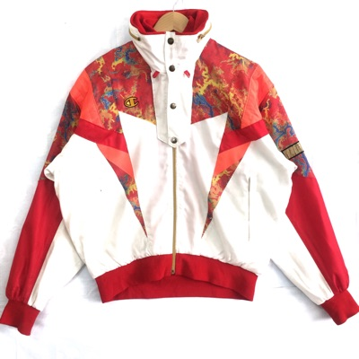Vintage!!! Champion Product Track Top