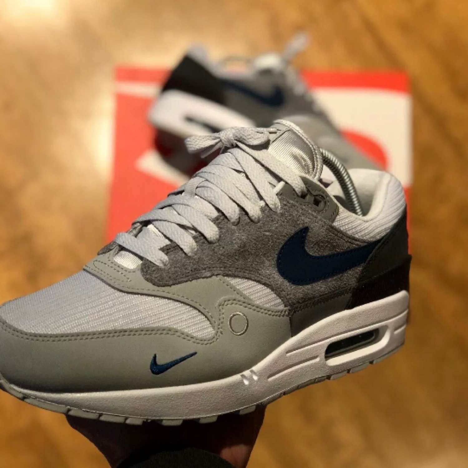 Nike Air Max 1 London Uk7 Us8