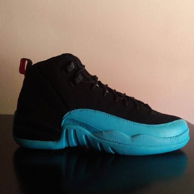 on sale bc770 e6bfc Air Jordan Retro 12 Gamma Blue - GS