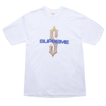 Supreme Diamonds Tee White
