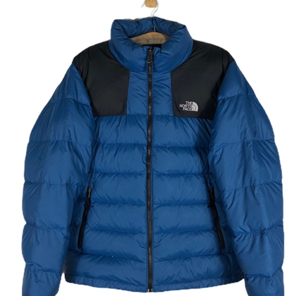 Reversible The North Face Nuptse Goose Down