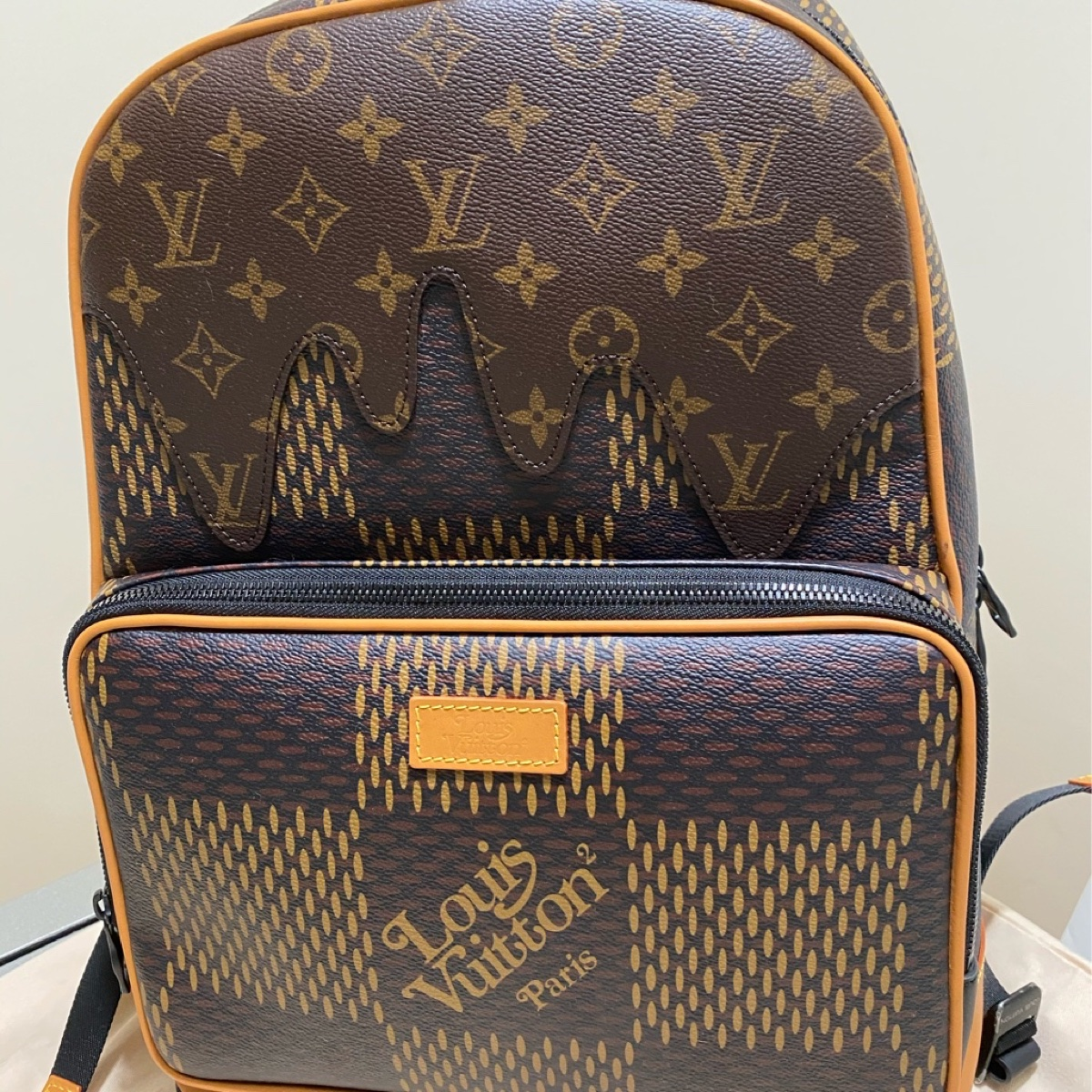 LV x Nigo 🦆 Louis Vuitton Campus Backpack