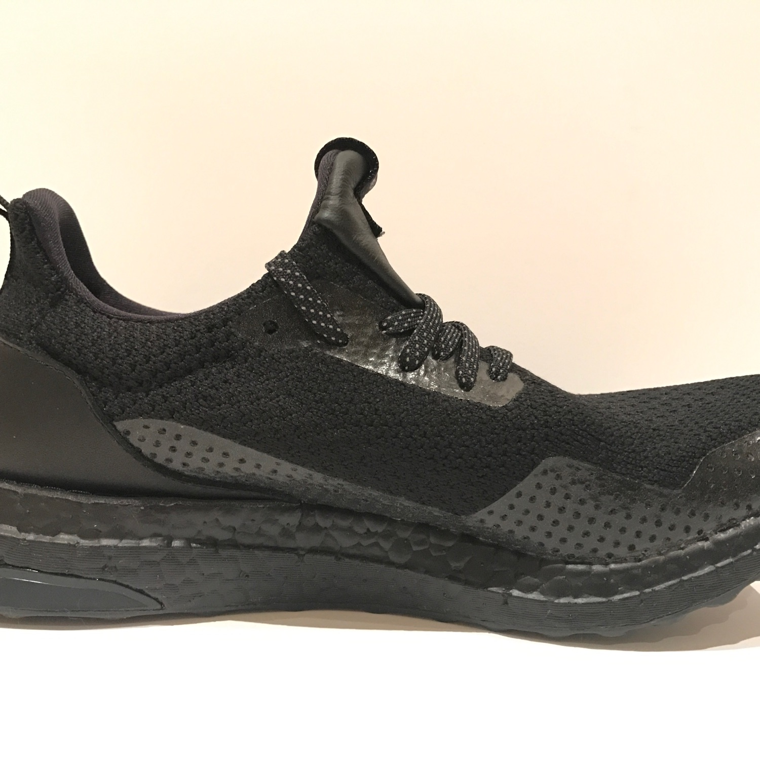 854b421ae3747 Adidas Ultra Boost X Haven Triple Black 7