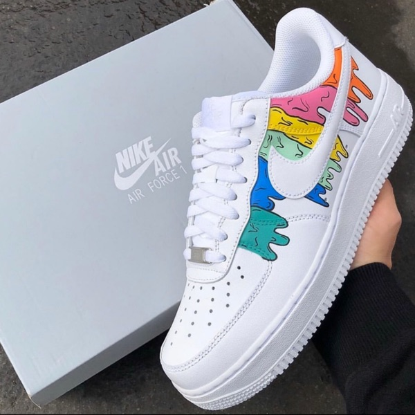 Nike Air Force 1 Custom Made To Order