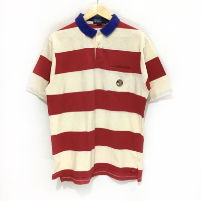 Vtg Polo Ralph Lauren Striped Cookies Tee Shirt