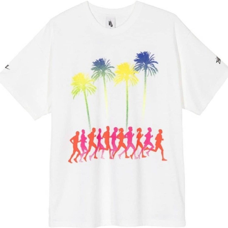 Nike x Stüssy 'Douglas Firs to Palm Trees' T-Shirt