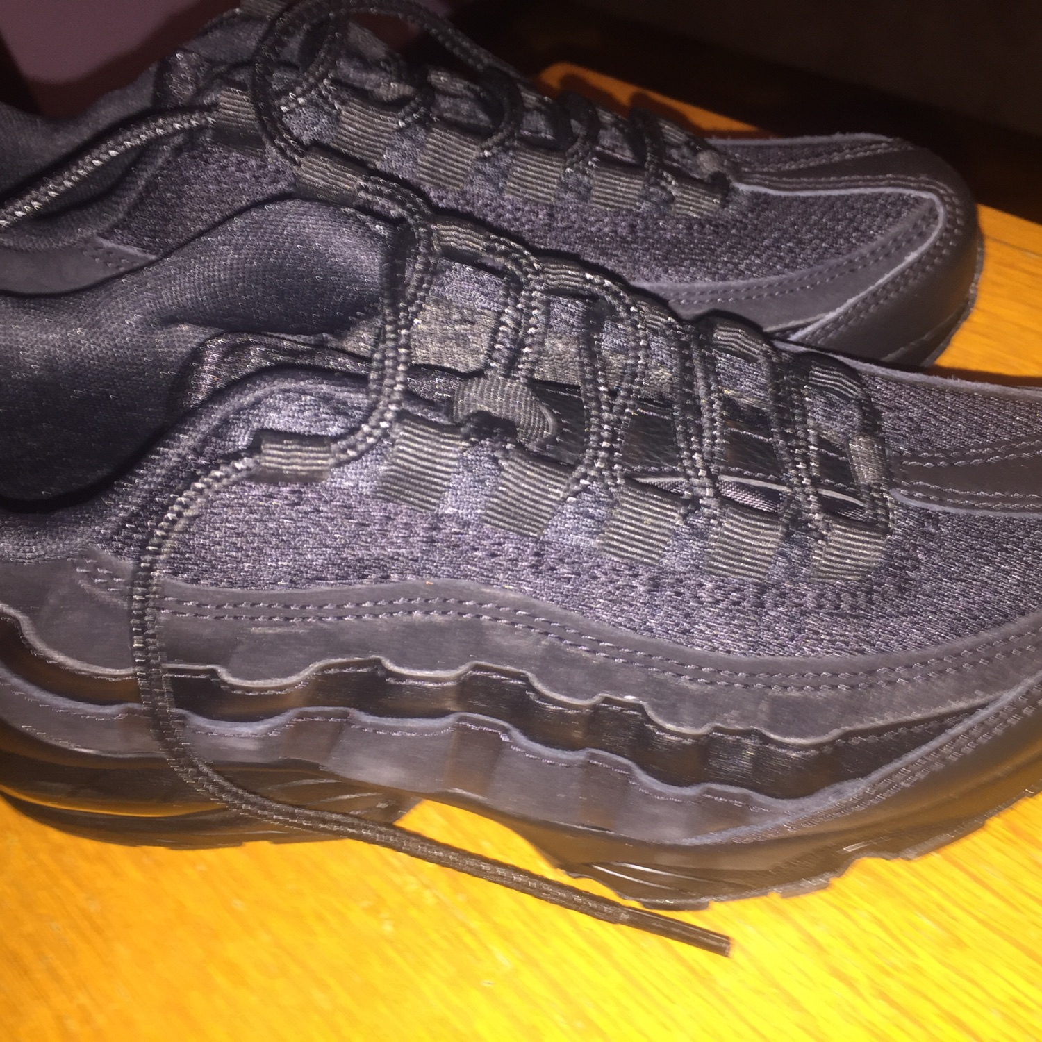 all'ingrosso ultimo (Italia Uomo) Nike Air Max 95 Charcoal