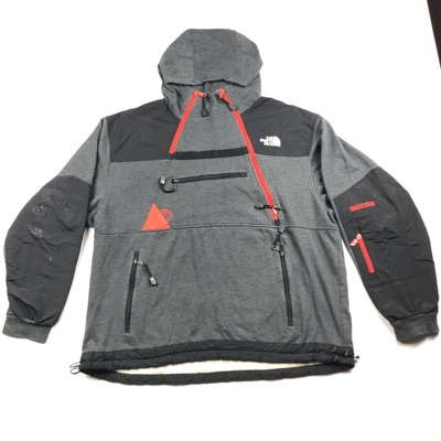 The North Face Steep Tech Gray Hoodie Jacket