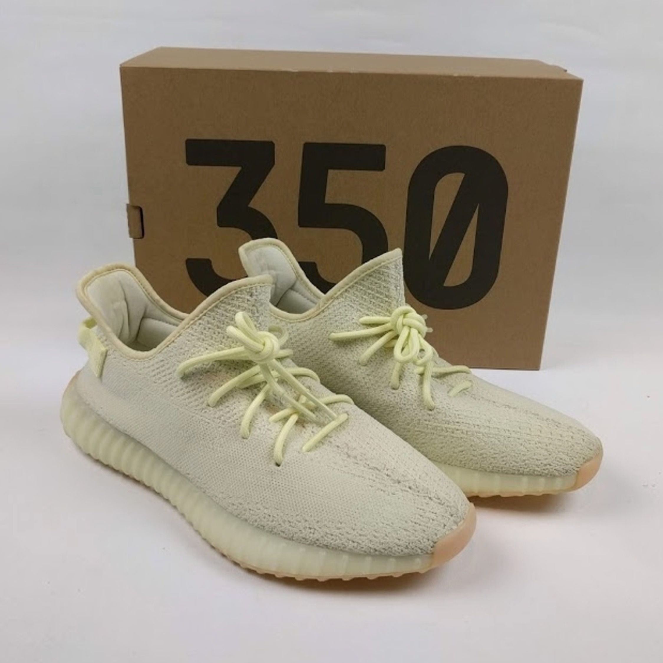 7c8560ec5 Adidas Yeezy 350 Boost V2 Butter Size 11.5