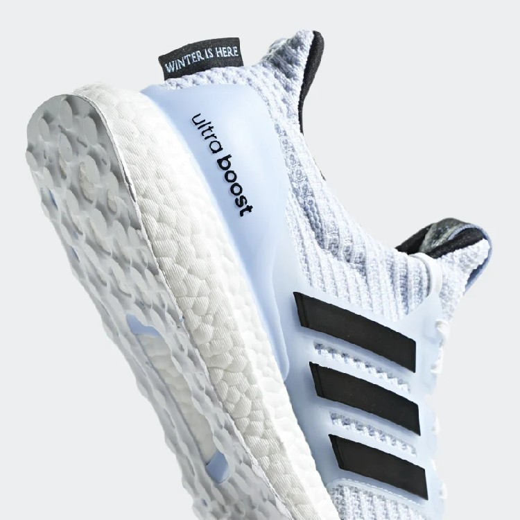 8ff1c0f3a7bb4 Game of Thrones x Adidas Ultra Boost White Walker