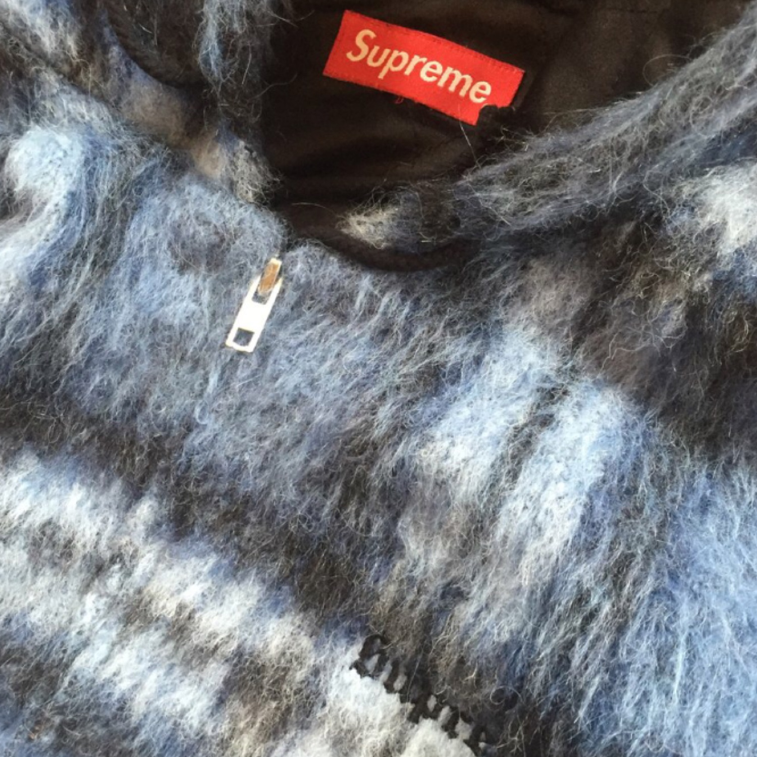 Supreme Fur Jacket