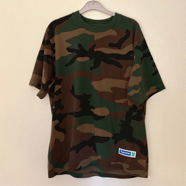 Supreme Athletic Label Camo Tee