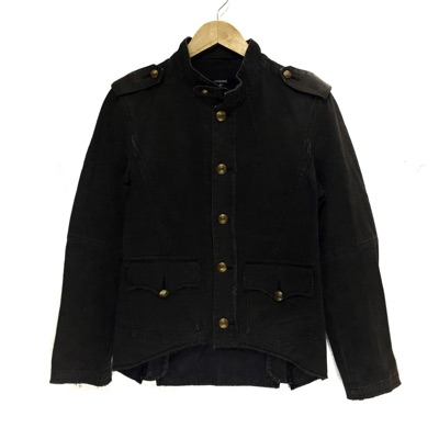 Cabane De Zucca Denim Jacket Jeans Coat Japan