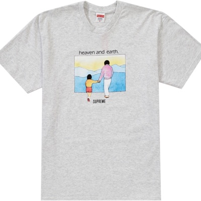 Supreme Heaven Earth Tee