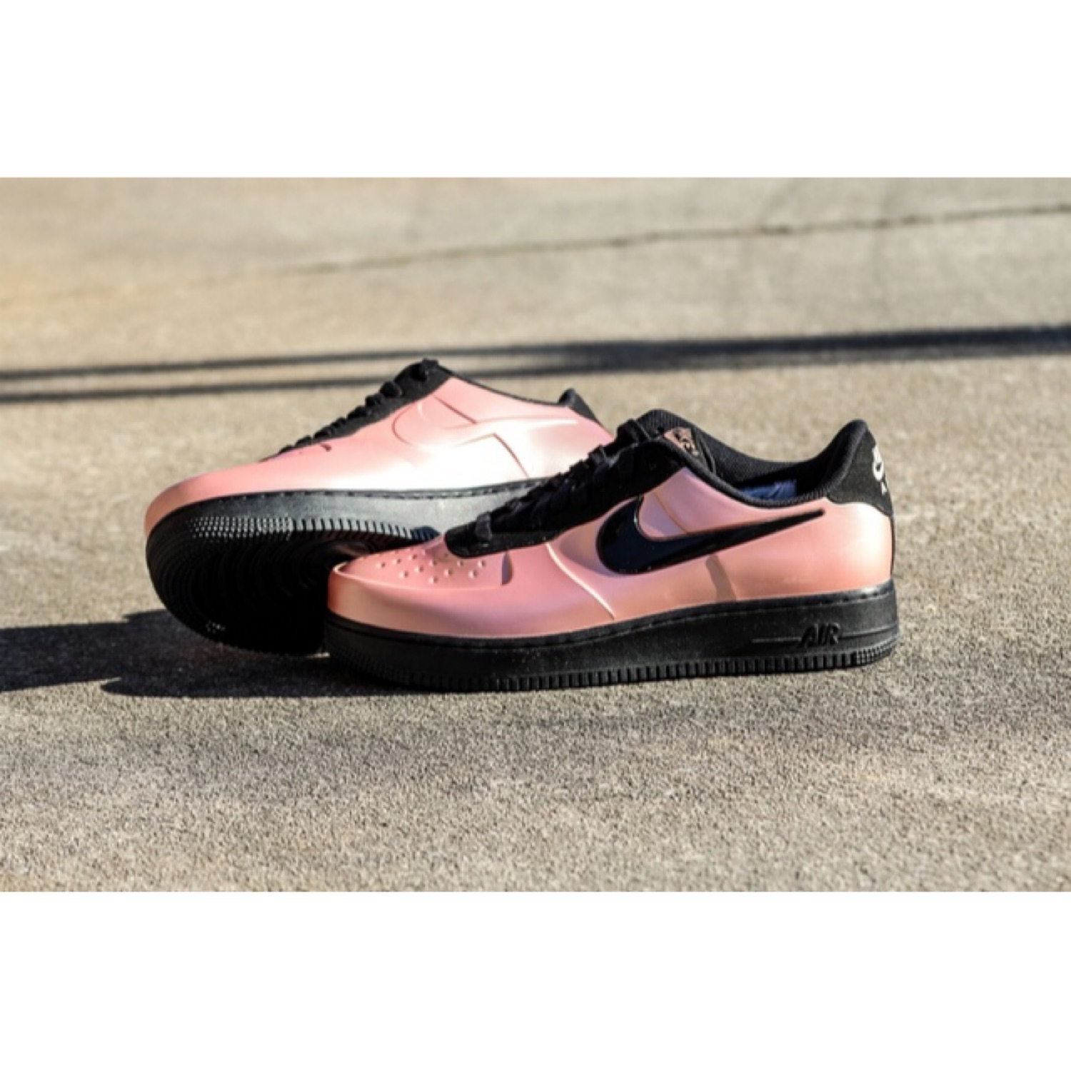 promo code f34eb 57fb6 Nike Air Force 1 Foamposite Pro Cup Coral Stardust