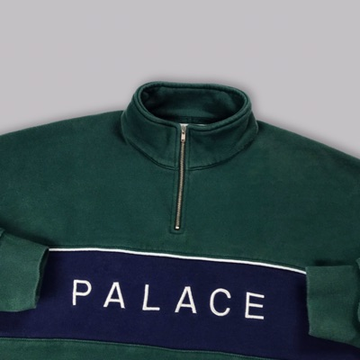 Palace Quart Funnel Green