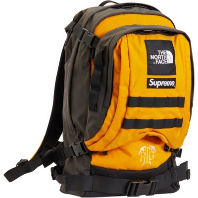 Supreme The North Face RTG Backpack Yellow