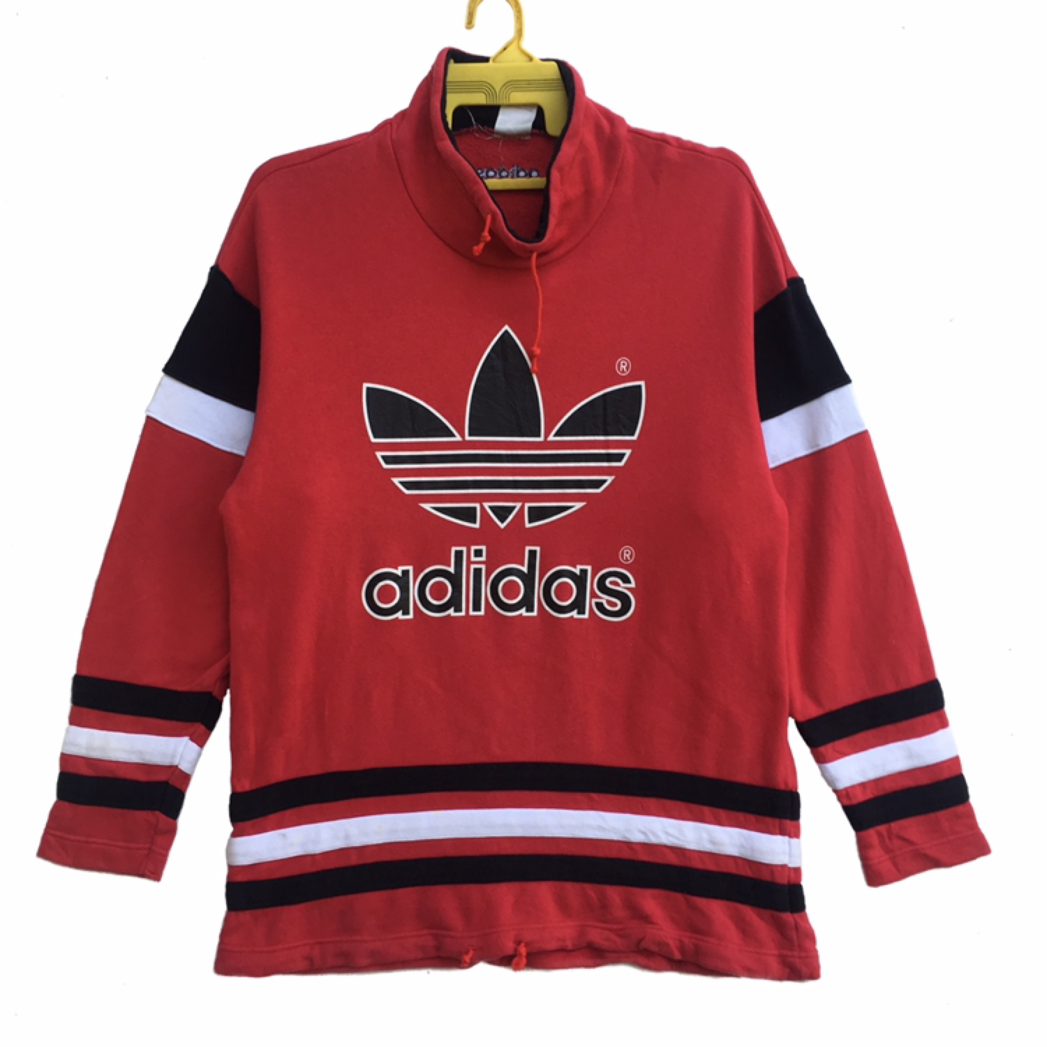 really comfortable the best best shoes Vintage 90S Adidas Sweatshirt Crewneck
