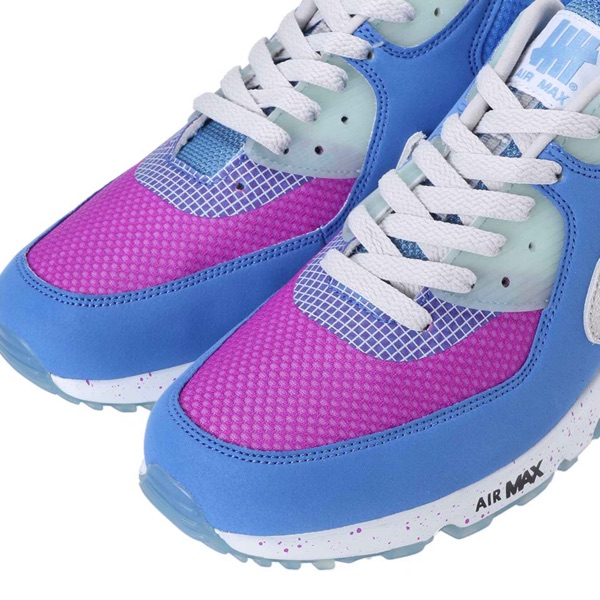 Undefeated X Nike Air Max 90 Blue/Purple