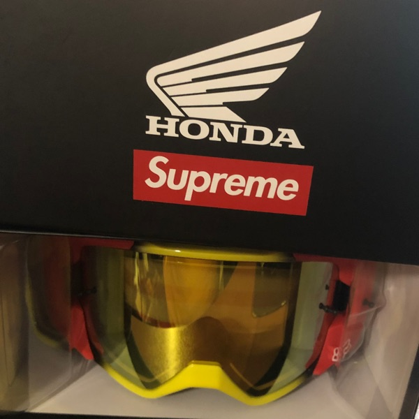 Supreme Honda Fox Racing Goggles