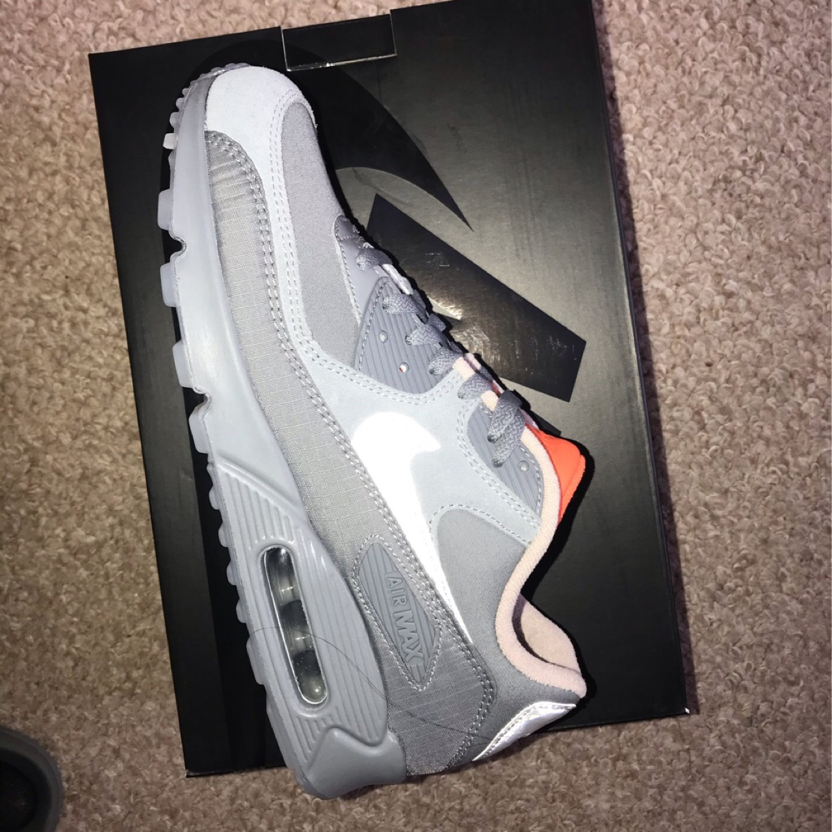 Air Max 90 The Basement Glasgow