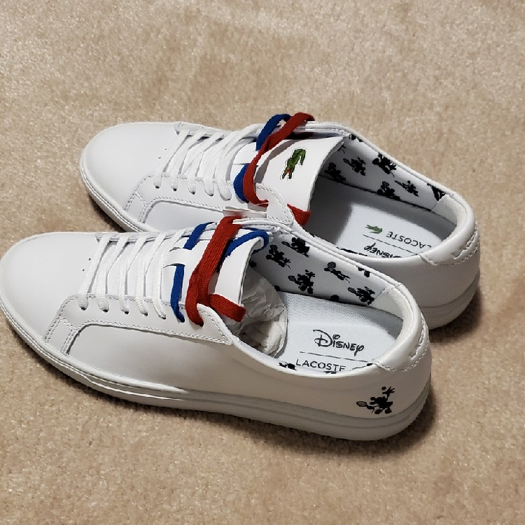 Tag Lacoste X Disney L12.12 SNEAKERS