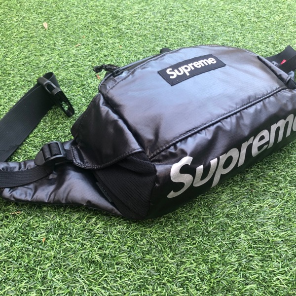 Supreme Waistbag Black Fw17