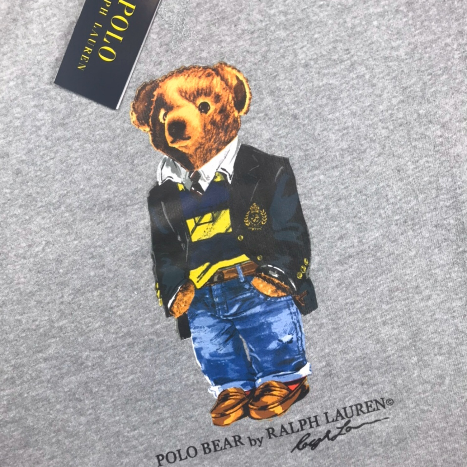 Ralph Lauren Polo Bear Crewneck