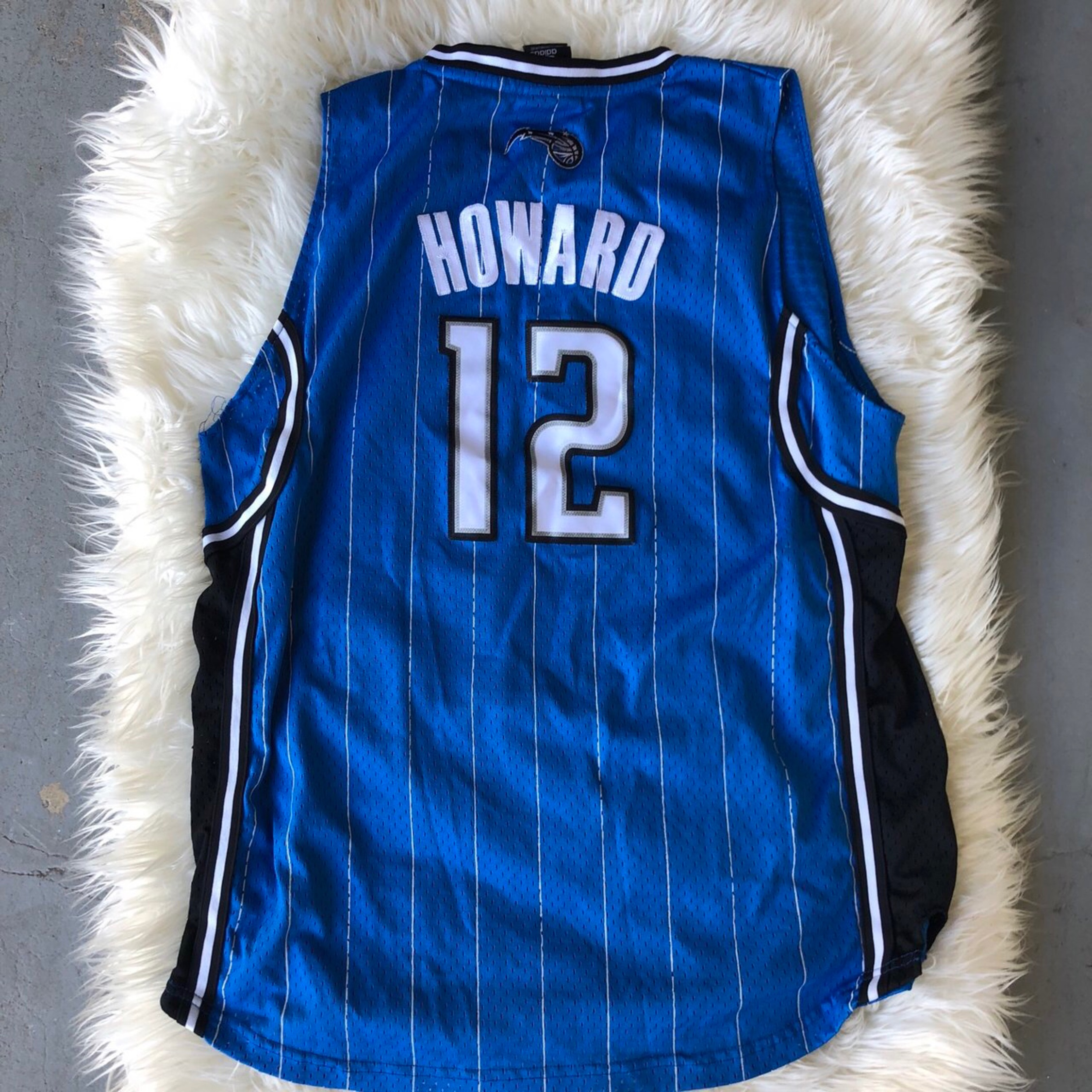 finest selection 9c3ce 8f802 Official Adidas Orlando Magic Jersey