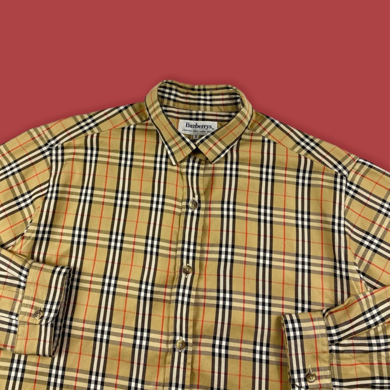 Burberry Nova Check Longsleeve Shirt