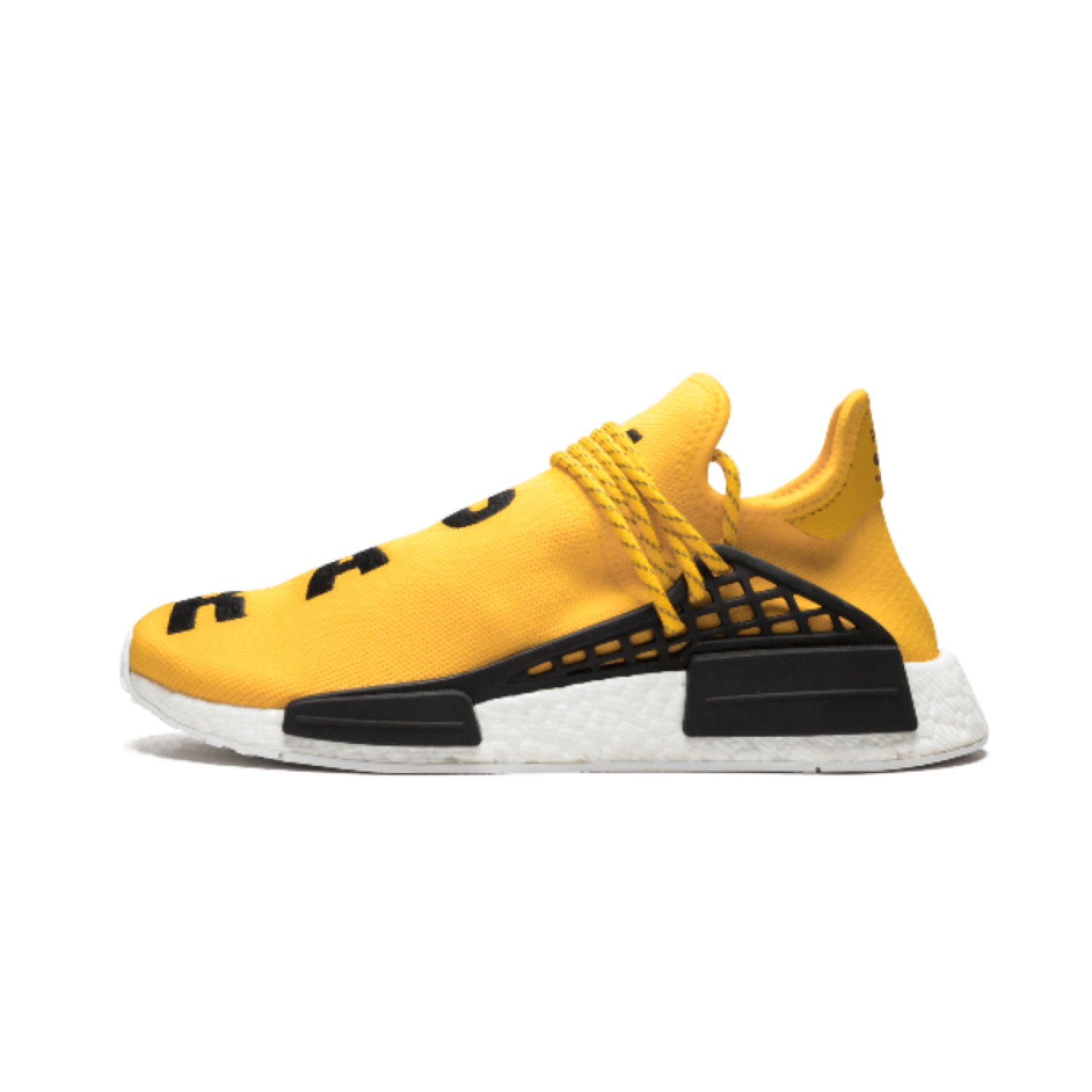 hot sale online 342c2 636ca Adidas Human Race Nmd Og Yellow Sizes 8-12