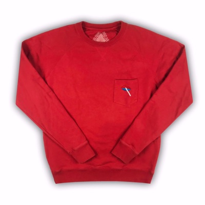 Palace Lips Crewneck