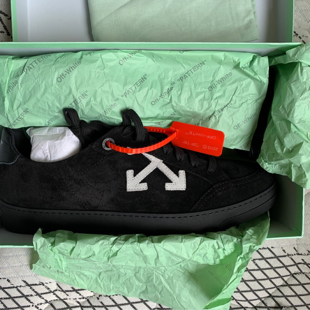Off-White 2.0 Sneakers Low Top