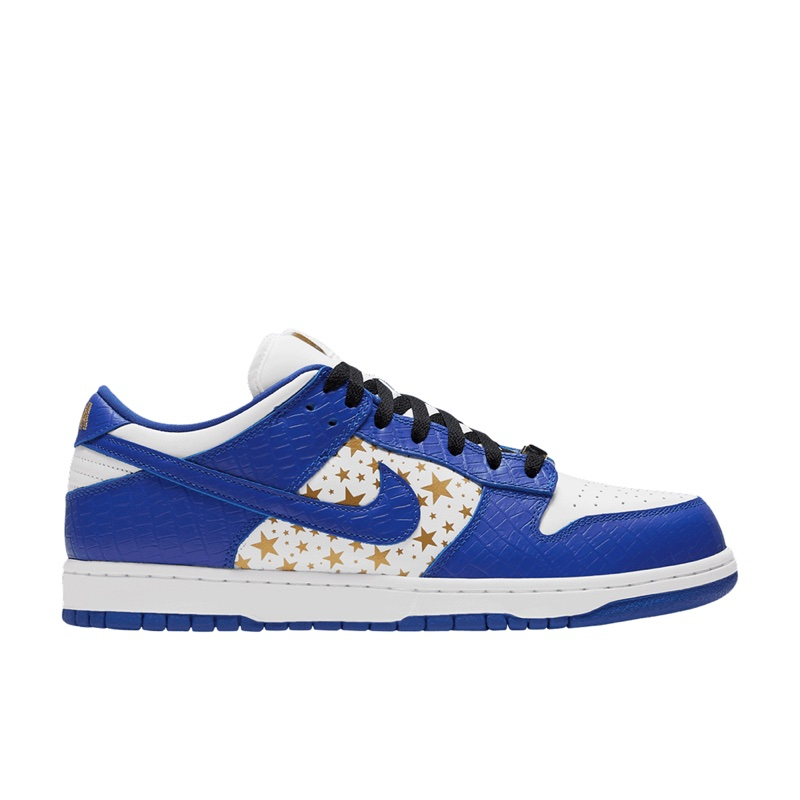 Supreme Dunk Low OG SB Hyper Royal