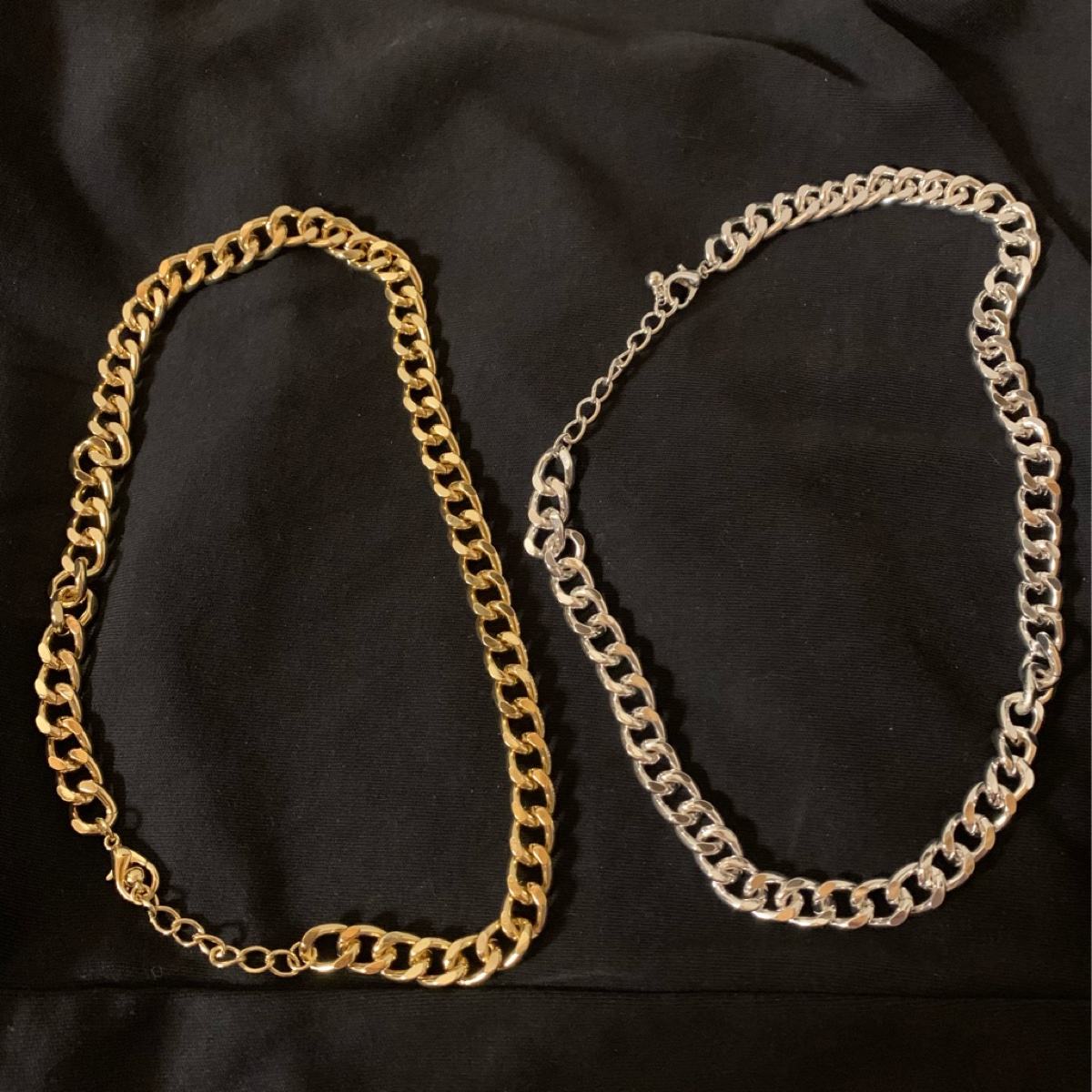 Cuban Link Chain Silver Or Gold @stevewilldoit and @stevewillsendit full send. cuban link chain silver or gold
