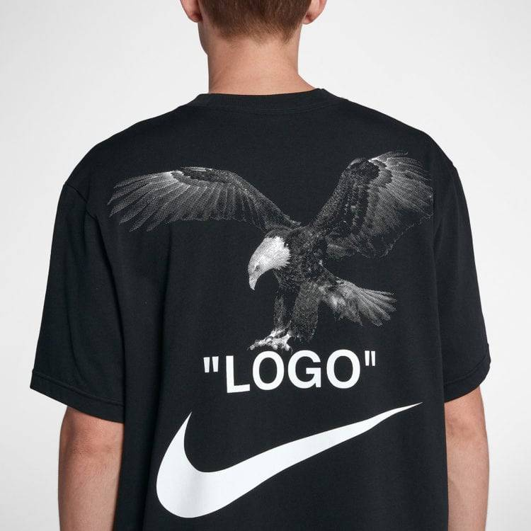 nike x off white t shirt s
