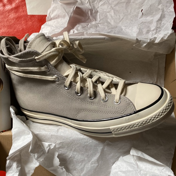 Fear Of God Essentials Converse