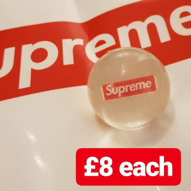 Supreme Bouncy Ball