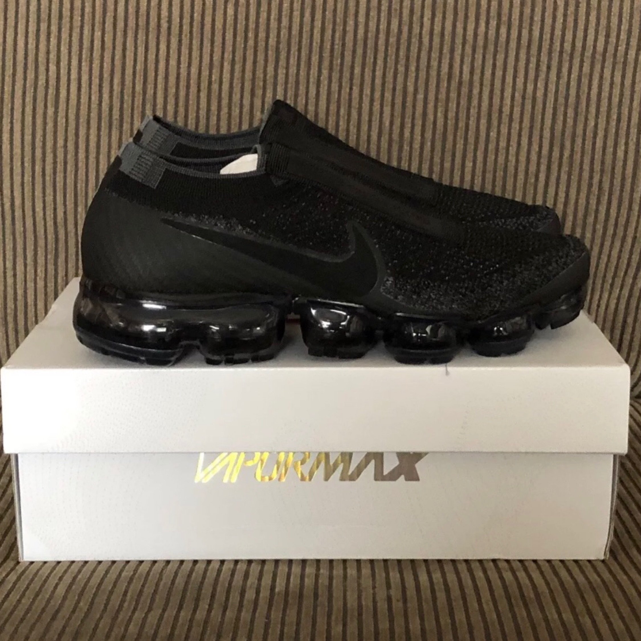 wholesale dealer 08adc c3ec3 Nike Air Vapormax Fk Cdg Comme Des Garcons Unworn