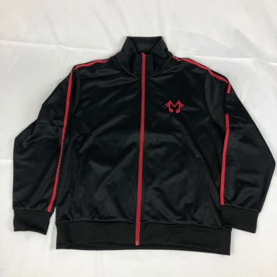 Midnight Studios Music Notes Track Jacket
